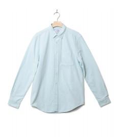 Portuguese Flannel Portuguese Flannel Shirt Belavista blue gum