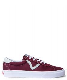 Vans Vans Shoes Sport red/grey/tweed plaid