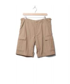 Carhartt WIP Carhartt WIP Shorts Aviation beige leather rinsed