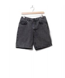 Carhartt WIP Carhartt WIP Shorts Newel grey black worn washed