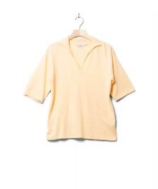 Minimum Minimum W Knit Polomia yellow cornhusk