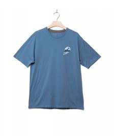 Patagonia Patagonia T-Shirt Tube View Organic blue pigeon