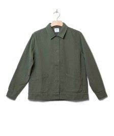 Klitmoller Collective Klitmoller W Jacket Rita green olive washed