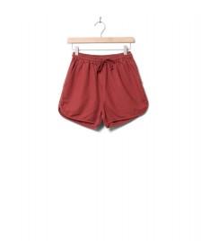 Klitmoller Collective Klitmoller W Shorts Linda red clay