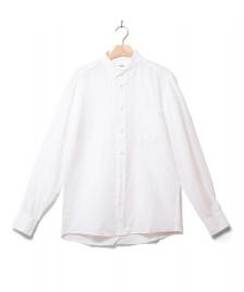Klitmoller Collective Klitmoller Shirt Benjamin Linen white