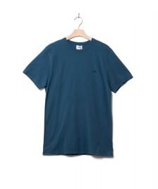 Klitmoller Collective Klitmoller T-Shirt Felix blue petrol
