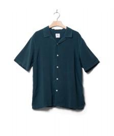 Klitmoller Collective Klitmoller Shirt Mads blue petrol