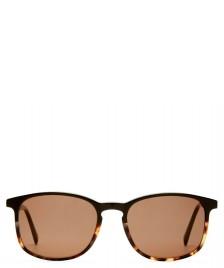 Viu Viu Sunglasses Polished black tiger shiny