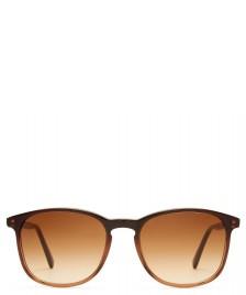 Viu Viu Sunglasses Polished dark rum shiny