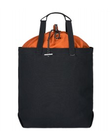 Qwstion Qwstion Bag Tote LG all black robin