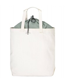 Qwstion Qwstion Bag Tote LG natural white heron