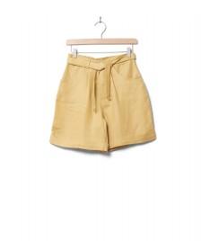 Jungle Folk Jungle Folk W Shorts Linen Moon yellow straw