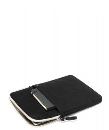Qwstion Qwstion Sleeve for 13   Macbook all black