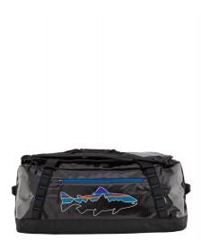 Patagonia Patagonia Bag Black Hole Duffel MD black w/fitz trout