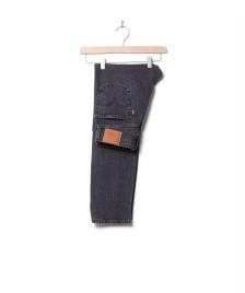 Levis Levis W Jeans 501 Crop grey mesa cabo fade