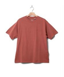 Levis Levis T-Shirt Vintage Red Tab red marsala garment dye