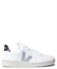 Veja Veja Shoes V-10 Vegan (C.W.L) white oxford grey black