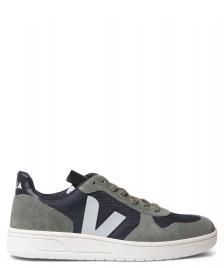 Veja Veja Shoes V-10 Ripstop green black oxford grey mud