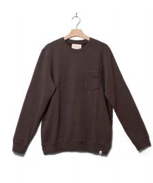 Revolution (RVLT) Revolution Sweater 2678 HAN brown melange