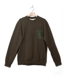 Revolution (RVLT) Revolution Sweater 2690 green army melange