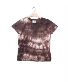 Klitmoller Collective Klitmoller W T-Shirt Miranda brown earth