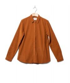 Klitmoller Collective Klitmoller W Shirt Julie Cord brown hazel