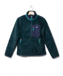 Patagonia Patagonia W Jacket Classic Retro-X green dark borealis