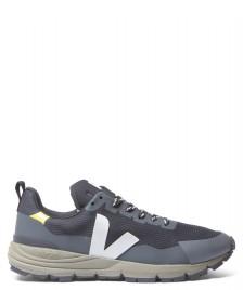Veja Veja Shoes Dekkan Alveomesh black oxford grey tonic