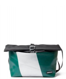 Freitag Freitag ToP Bag Rollin black/silver/green