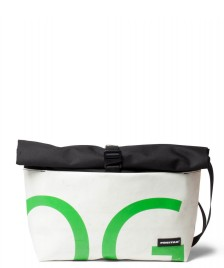 Freitag Freitag ToP Bag Rollin black/white/green