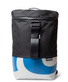 Freitag Freitag ToP Backpack Carter black/silver/blue