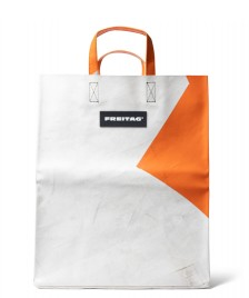 Freitag Freitag Bag Miami Vice white/orange