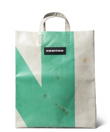 Freitag Freitag Bag Miami Vice white/green