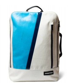 Freitag Freitag Backpack Hazzard white/blue