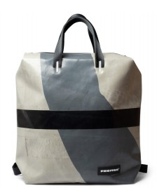 Freitag Freitag Backpack Pete grey/black