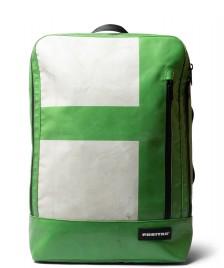 Freitag Freitag Backpack Hazzard green/white