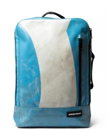 Freitag Freitag Backpack Hazzard blue/white