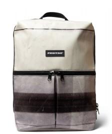 Freitag Freitag Backpack Fringe white/purple/black