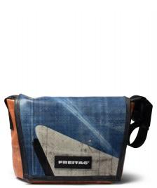 Freitag Freitag Bag Lassie blue/orange/white