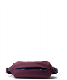 Freitag Freitag ToP Hip Bag Phelps red marsala/blue