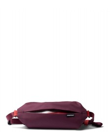 Freitag Freitag ToP Hip Bag Phelps red marsala/white/red