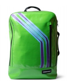 Freitag Freitag Backpack Hazzard green/purple/blue