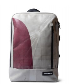 Freitag Freitag Backpack Hazzard grey/purple
