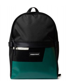 Freitag Freitag Backpack ToP Malcolm green/black/white