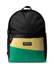 Freitag Freitag Backpack ToP Malcolm green/yellow
