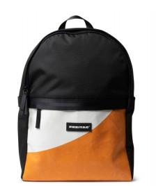 Freitag Freitag Backpack ToP Malcolm orange/white