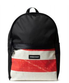 Freitag Freitag Backpack ToP Malcolm white/red