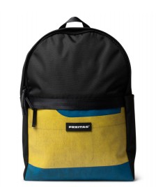 Freitag Freitag Backpack ToP Malcolm yellow/blue