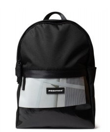 Freitag Freitag Backpack ToP Malcolm black/grey