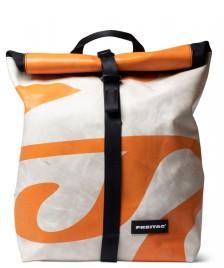 Freitag Freitag Backpack Clapton white/orange